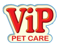 VIP Cat care logo